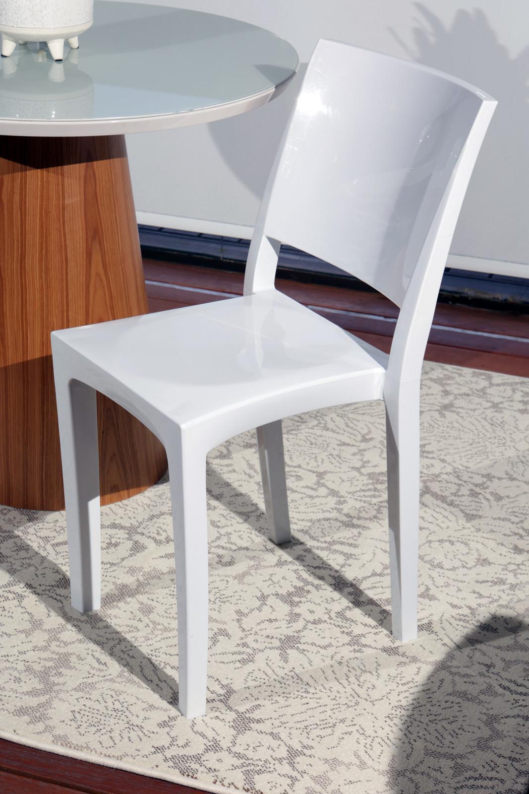 Cadeira Hydra Plus Branca