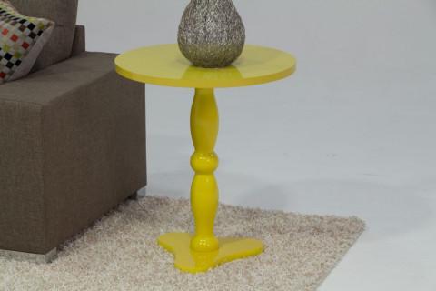 Mesa de Canto Intense Amarela