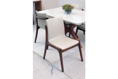 Cadeira Pau Brasil Castanho Premium