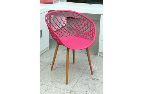 Cadeira Clarice Cereja