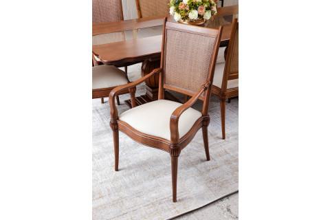 Cadeira Parma Império Com Braço