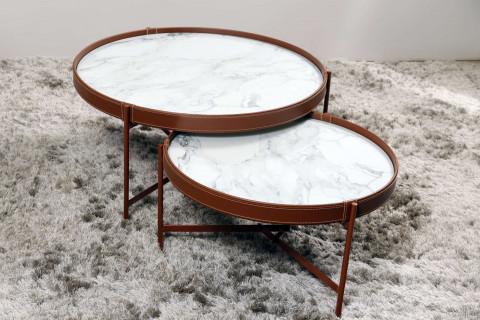 Conjunto de mesa de Centro Imcal Aqua