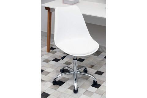 Cadeira Rivatti Luisa Cromada Branca