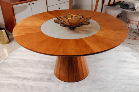 Mesa Redonda Design Moderno e diferenciado