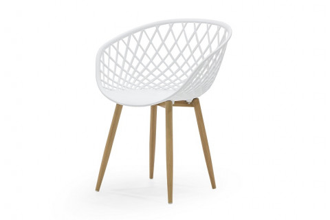 Cadeira Clarice Branca
