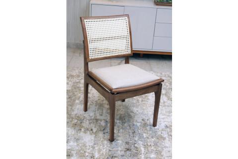 Cadeira Vitoriana Palha Natural